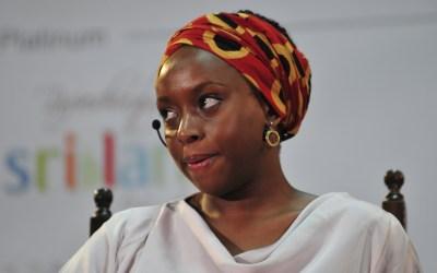 AUTHOR SPOTLIGHT on Chimamanda Ngozi Adichie