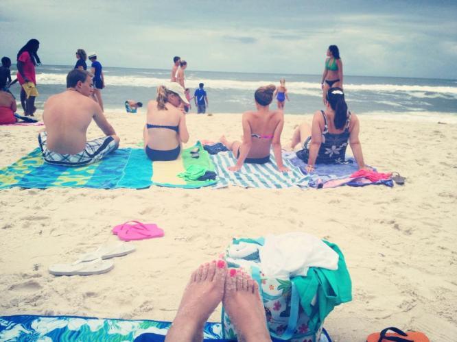 At Panama Beach