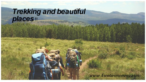 Trekking places in South India