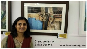 Creative moms