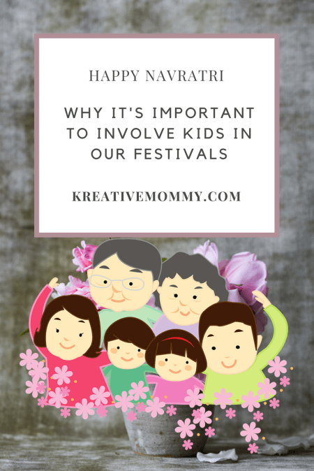 involve kids in our festivals