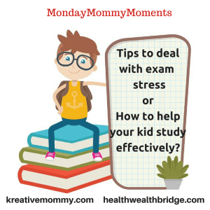 5 tips from mom of a teenager to beat the exams stress kreativemommy mondaymommymoments is a weekly linky for moms read more about it here altavistaventures Images
