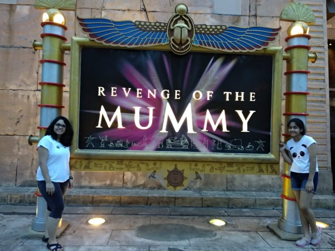 The mommy ride