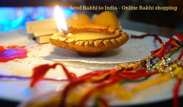 Online Rakhi shopping