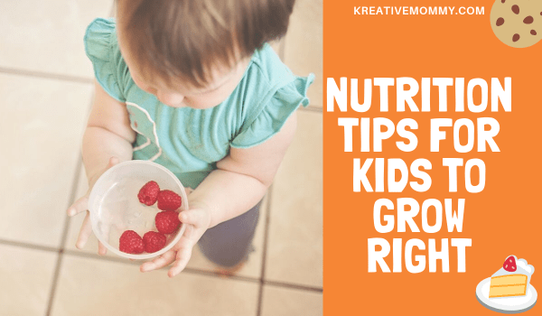 kids to grow right