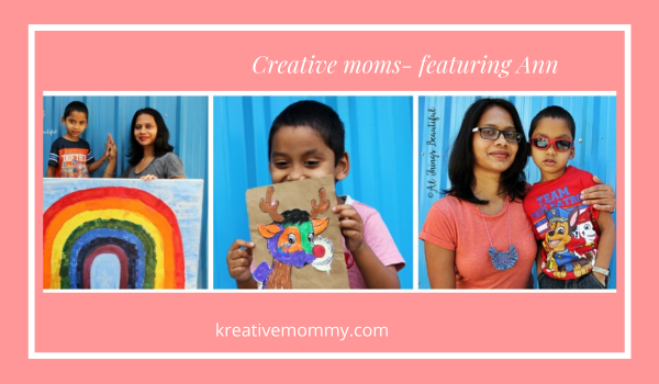 Blogger and Mompreneur