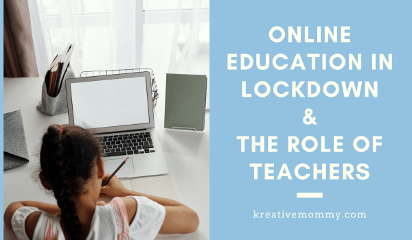 Online education in Lockdown
