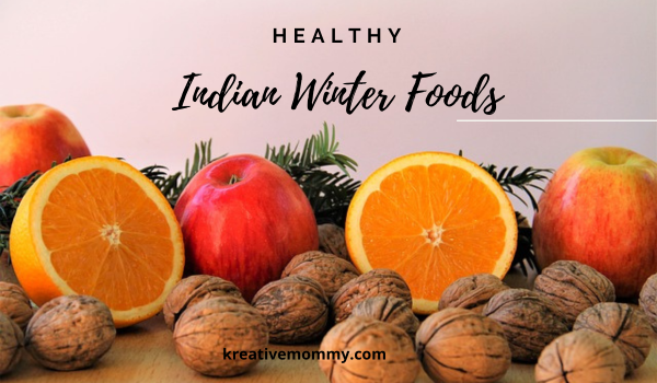 Indian winter foods