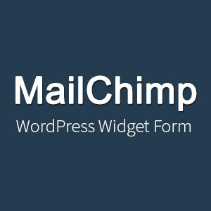 MailChimp-Form | Subscribe Widget and Visual Composer