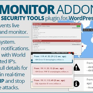 Smart Security Tools: Live Monitor Addon