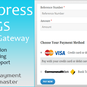 Migs Custom Payment for Wordpress