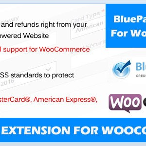 BluePay Payment Gateway For WooCommerce