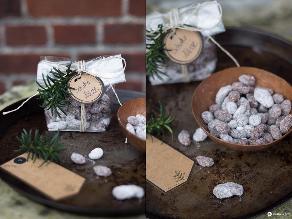 Selbstgemachte Weihnachtsgeschenke.Kleine Selbstgemachte Weihnachtsgeschenke Aus Der Kueche