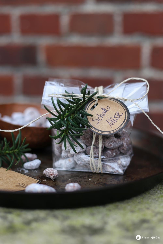 Geschenke aus der Kche  Schokonsse selbermachen