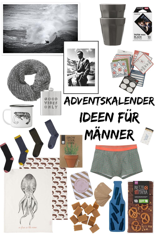 Adventskalender Geschenkideen Für Männer ...