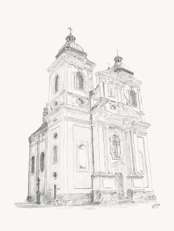 Kostel v Kostelci nad Orlicí