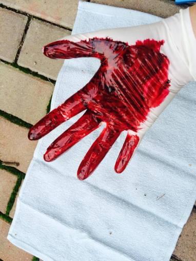 Dekorace ručníků pro hosty