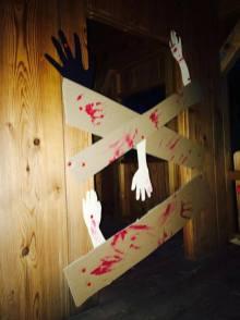 Zombie house zepředu