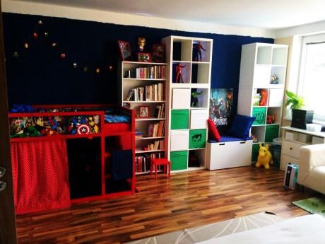 Minibrabčákův pokoj