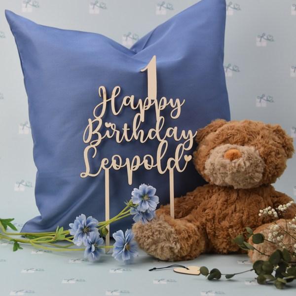 Tortentopper - Happy Birthday - Name3