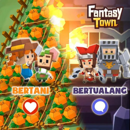 event fantasy town