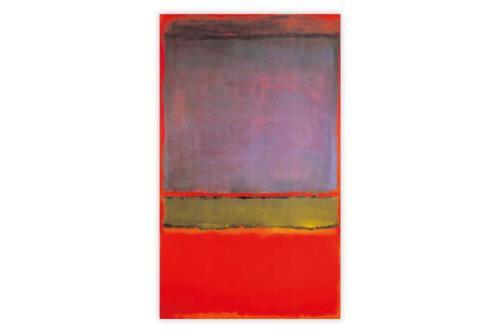 Lukisan Abstrak 5