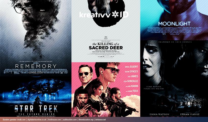 Cara Membuat Poster Film Untuk Tiap Genre