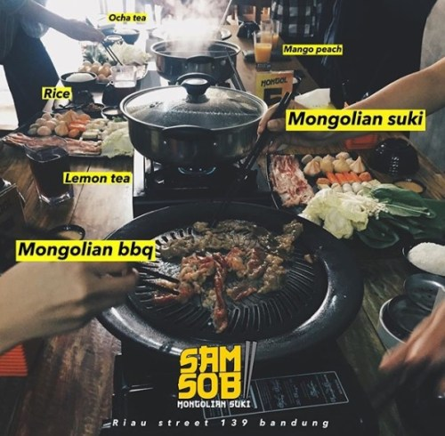 all you can eat bandung 1