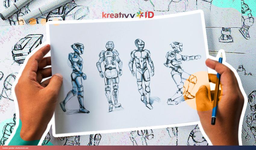 Cara Membuat Desain Karakter