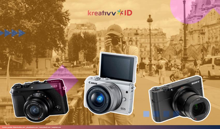 kamera untuk travelling