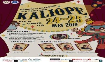 """Merasakan Sensasi Karnaval di Pameran Seni ITB """"Kaliope"""""""