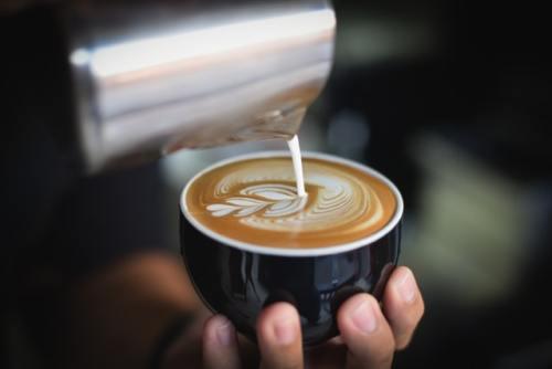 Cara Membuat Latte Art 2