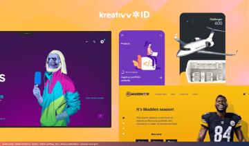 Desain UI UX Hits di Tahun 2019 yang Bisa Jadi Inspirasi