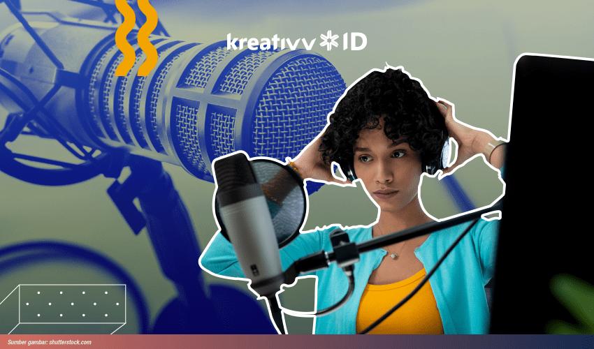 Podcast adalah Tren yang Berbeda dari Radio, Ini Perbedaannya