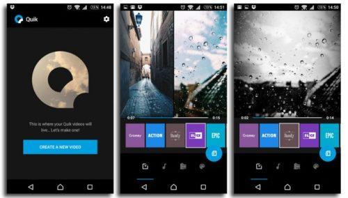 Aplikasi Edit Video Android 4