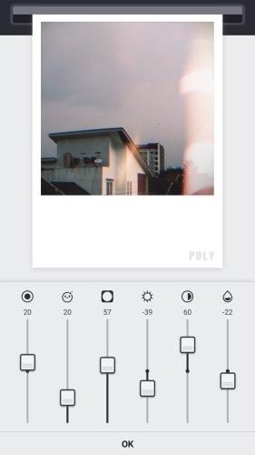 Cara Membuat Foto Polaroid 5