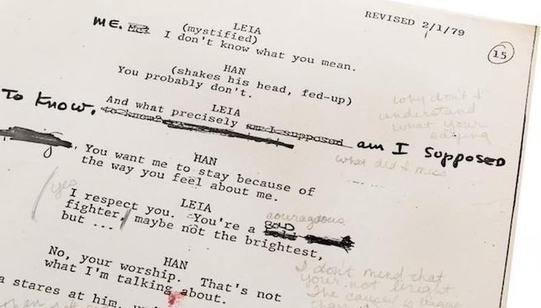 cara membuat naskah cerita 1