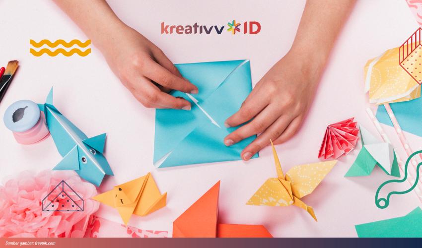 kreasi origami