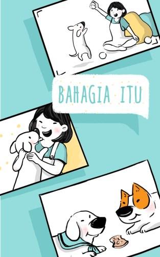 webtoon bahagia itu