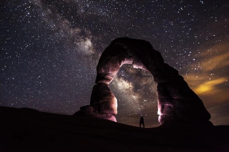 Cara Foto Milky Way 3