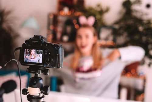 cara membuat vlog 4