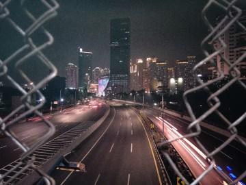 Trik Memotret Night Photography dengan Handphone