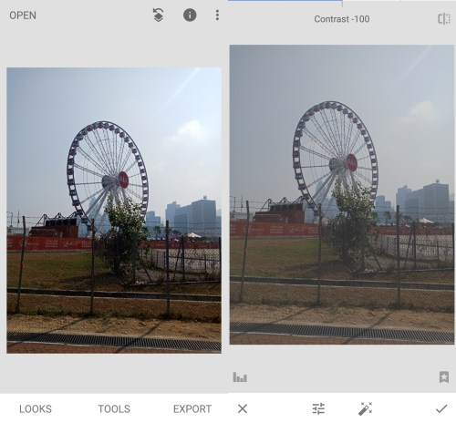 Tutorial snapseed 3