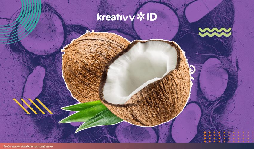 kerajinan dari batok kelapa