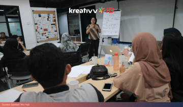 WU Hub Co-Working Space Adakan Innovate Program Batch 1: Sustainable Environment Initiators