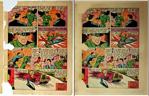 restoring comic 2
