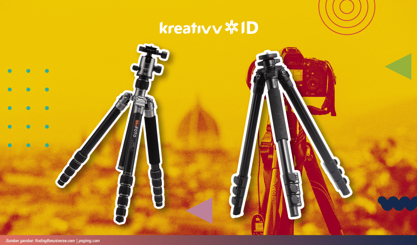 tripod kamera murah