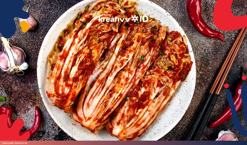 Mengenal Apa Itu Kimchi Makanan Khas Korea Yang Mendunia
