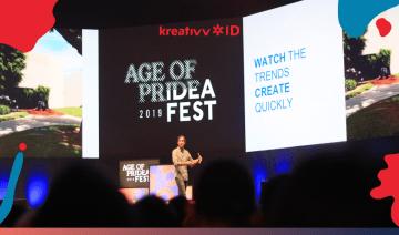 Zach King Membocorkan Trik Sulap Digitalnya di IdeaFest 2019, GenK!