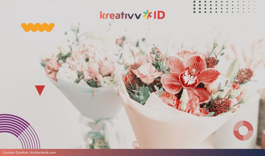 Tutorial Cara Merangkai Bunga Di Vas Untuk Pemula